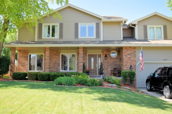 Complete Home Exterior Renovations By Senders Construction In Iowa