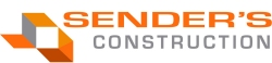 Senders Construction Logo